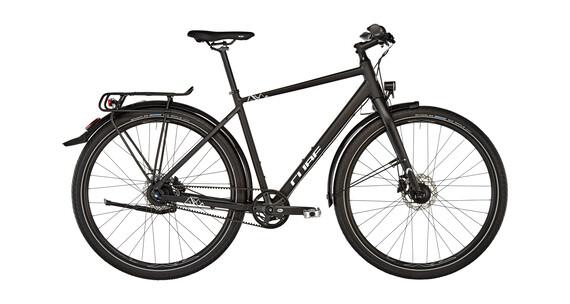 Cube Travel Pro - Bicicletas trekking - negro